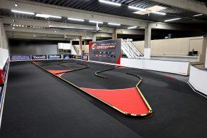Modellsporthalle